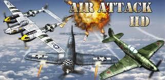 Air Attack HD con Unity