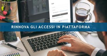 Rinnovo Accessi in Piattaforma_1